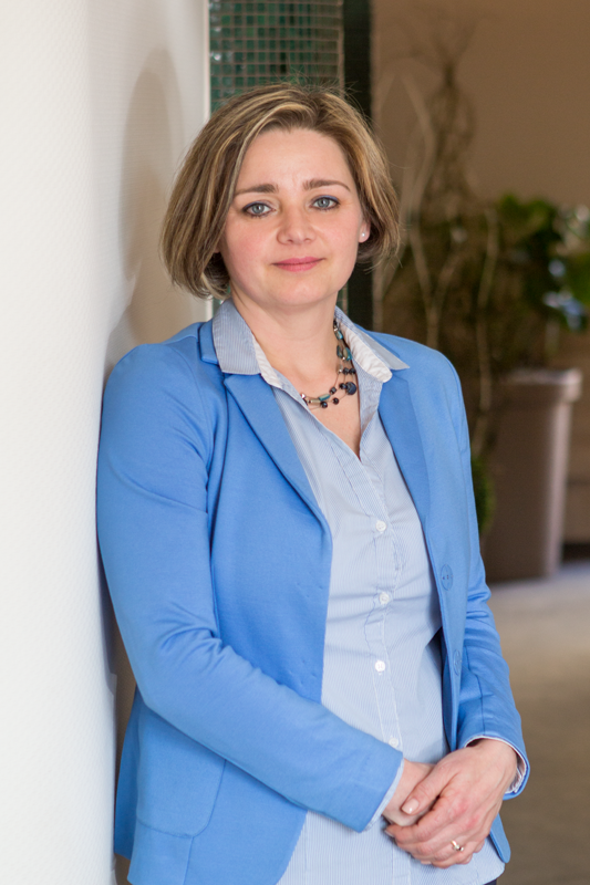 Palkovics Katalin, a Dunaújvárosi Kegyelet Bt. ügyvezetője